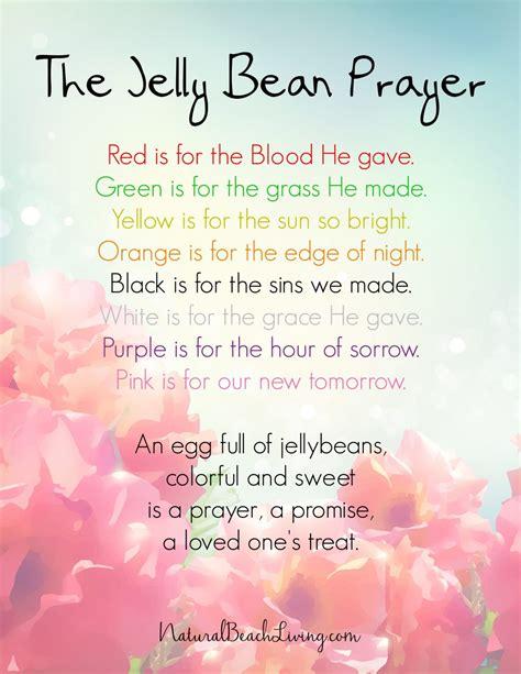 Sweet Jelly Bean Crafts Bracelet for Easter (Free Prayer Printable)   Natural Beach Living