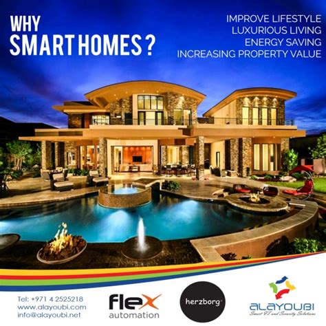 alayoubi technologies smart home automation dubai uae