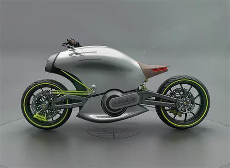 designboom motorcycle porsche 618 motorcycle concept