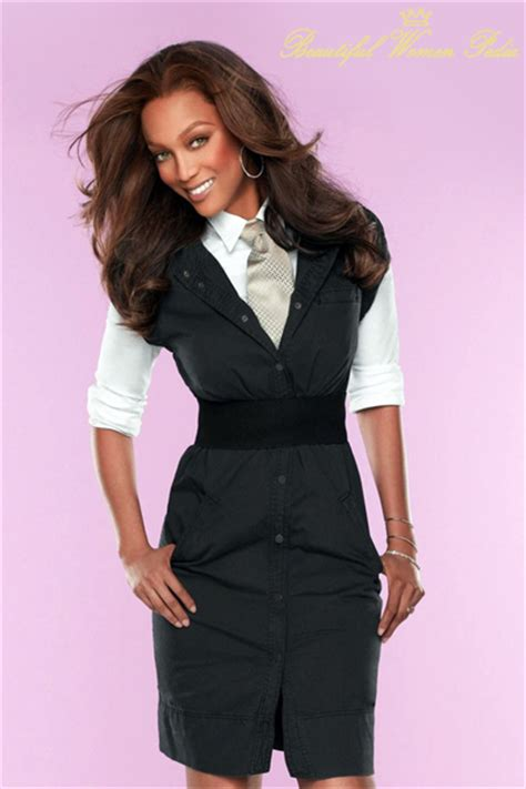 most beautiful black women in united states tyra banks pictures