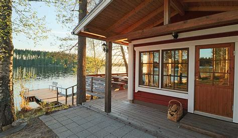 cottage finlandia holidays to finland cottages and outdoor activities in