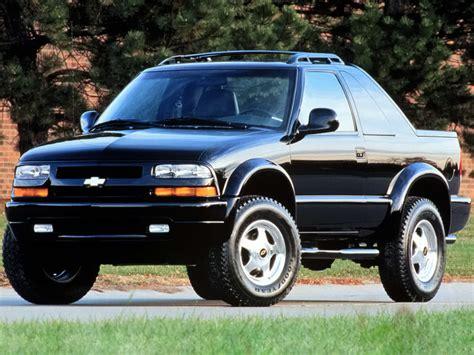 1998 Wheels Editions 2 Sideout Blue Car On Card chevrolet blazer zr2 shark edition convertible concept 1998
