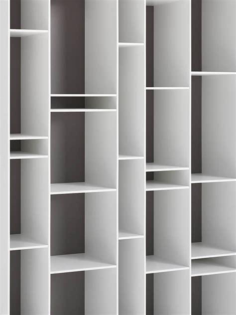 Libreria Design by Bookshelf Design Modern Bookcase Random Contrasting