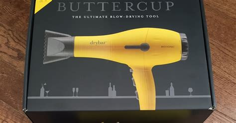 Chi Hair Dryer Only Cold Air babble review drybar s buttercup dryer