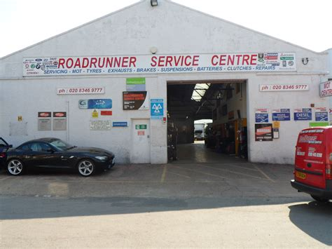 service centre road runner service centre in finchley approved garages