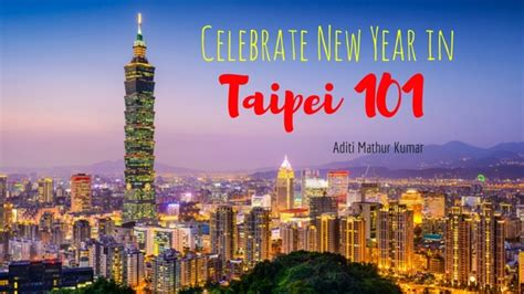 new year taiwan travel travel to taipei taiwan for an exciting new year