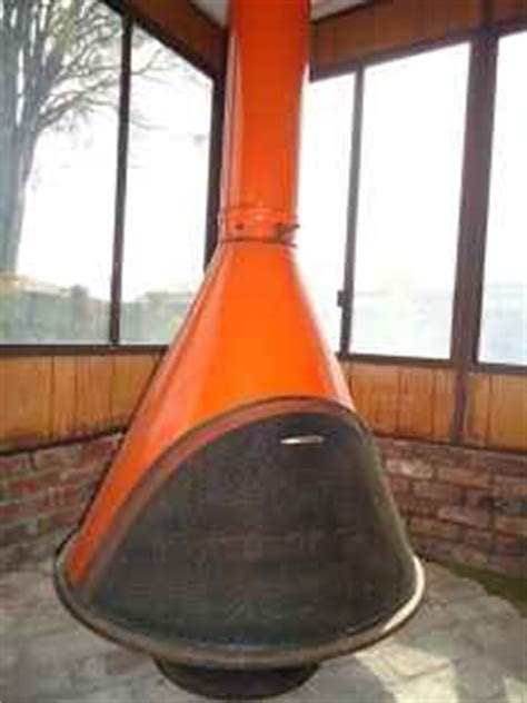 chiminea craigslist beautiful mid century retro fireplace indoor outdoor