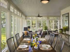 Three Season Porches Dining Room Sunroom Ideas Care Free Sunrooms