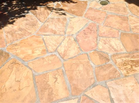 flagstone patio cleaning natural stone refinishing in marin ca