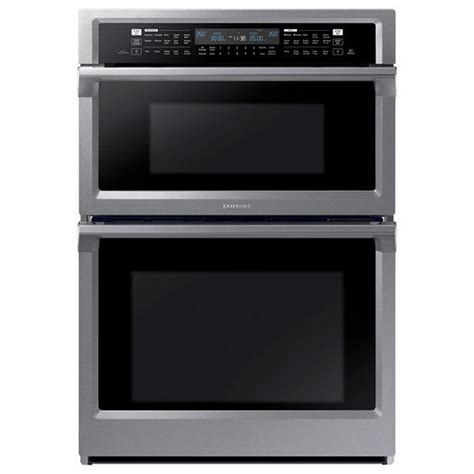 Microwave Oven Merk Samsung nq70m6650ds samsung appliances 30 quot combination microwave