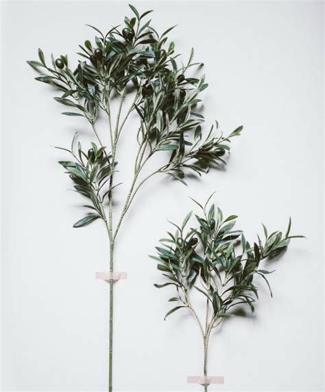 faux tree branches design sleuth a low maintenance olive branch arrangement