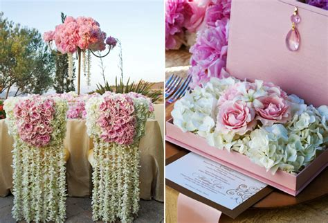 pink peonies wedding pink peonies and gold tabletop karen tran blog