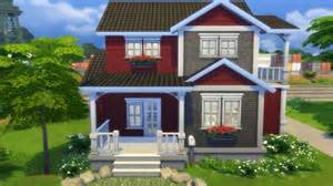 4 family homes ansgar family home at totally sims 187 sims 4 updates