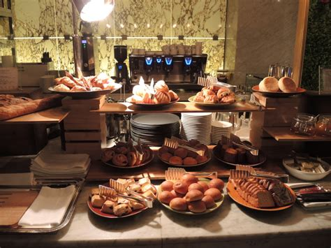 tokyo buffet menu hotel review conrad tokyo hungry for points