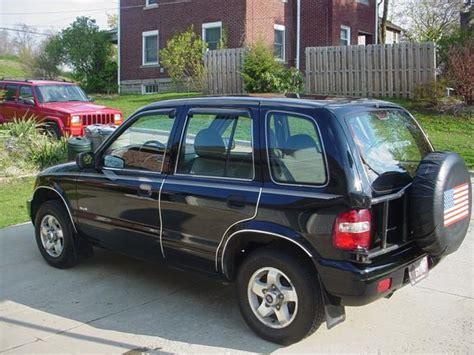 how to sell used cars 2001 kia sportage electronic throttle control kiaman19 2001 kia sportage specs photos modification