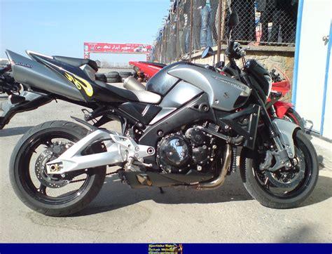 Suzuki B King 2009 Sportbike Rider Picture Website