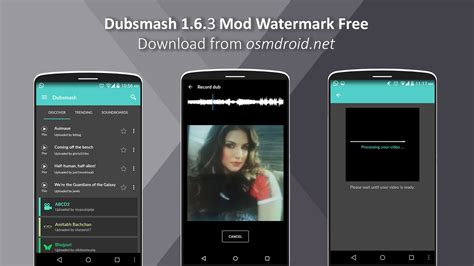 patternator no watermark apk dubsmash 1 6 3 apk mod how to remove watermark free