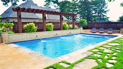 backyard pools tupelo ms inground pools swimming pools of tupelo more superstore