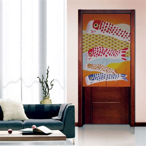 japanese restaurant door curtain japanese hanging curtain cloth partition of taiwan feng