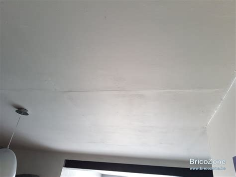 Fissure Plafond Platre by Fissure Plafond Platre Fabulous Plafond Placo Suspente
