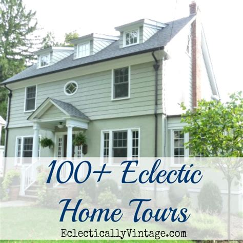 eclectic home hi sugarplum blog home tour