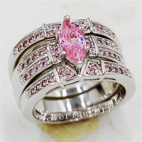 Wedding Rings Marquise Cut by 15 Ideas Of Marquise Cut Wedding Rings Sets