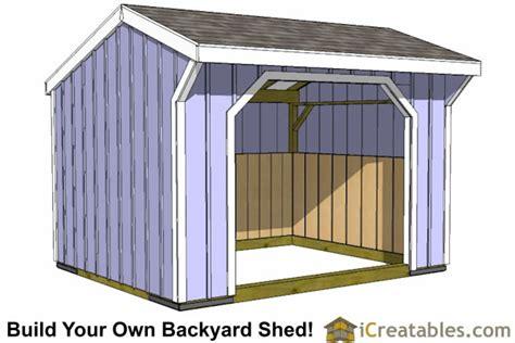 shed plans build   storage lean