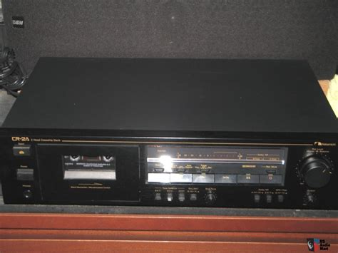 Home Theater Nakamichi vintage nakamichi cr 2a cassette deck audioholics home theater forums