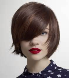 haircut with irregular length 15 chin length hairstyles hair hairstyles news