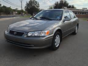 Toyota Camry 2000 2000 Toyota Camry Pictures Cargurus