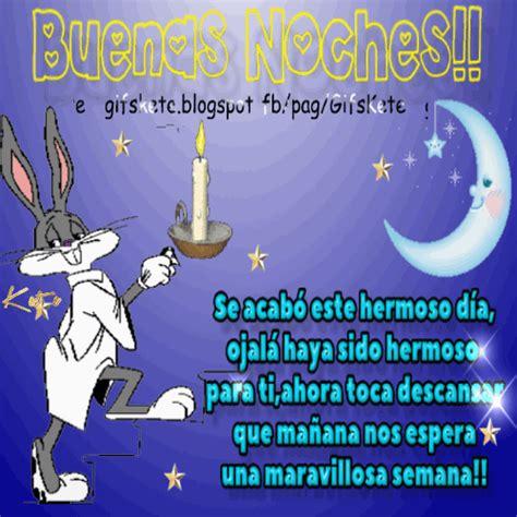 imagenes buenas noches hermano buenas noches bugs gifskete