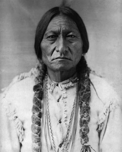 sitting bull 8x10 photo native american lakota chief ebay