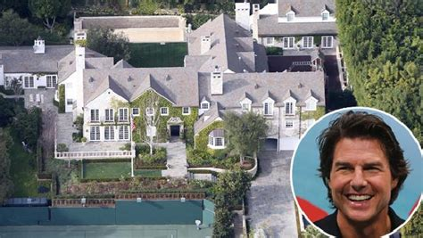 tom cruise house cruise selling california homes and headed to clearwater
