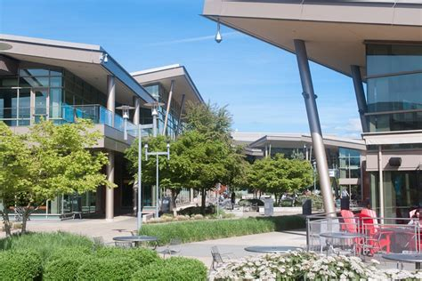 Of Redmond And microsoft executive briefing center ebc visit in redmond