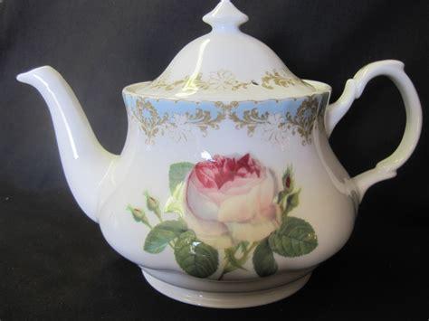 Teapot And The vintage bone china teapot the teapot shoppe