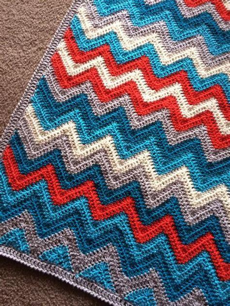 chevron pattern in crochet 10 chevron crochet patterns you ll love