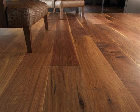 Pre Engineered Wood Flooring Ted Todd Nature American Black Walnut Pre Finished Engineered Wood Commercial Flooring