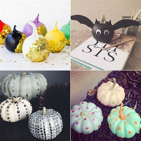 Pumpkin Decorating Ideas Without Carving by 10 Clever Ways To Decorate Pumpkins Without Carving