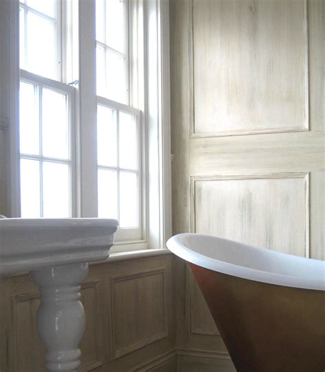 bathroom wood walls wall panelling wood wall panels painted painted