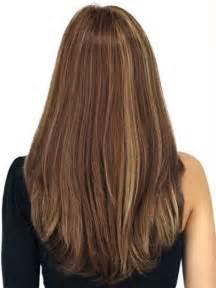 layered hair back view layered haircut back view