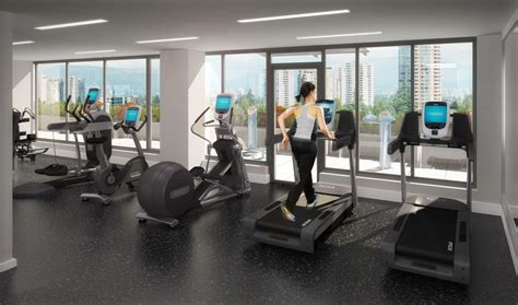 fitness room awesome and le amenities silver