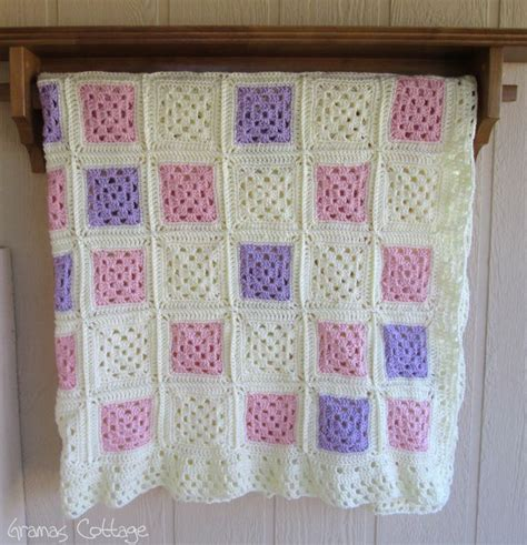 Handmade Crochet Blanket - handmade crochet afghan blanket crochet