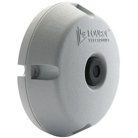 louroe le 510 verifact agc ceiling mount microphone le 510 b h