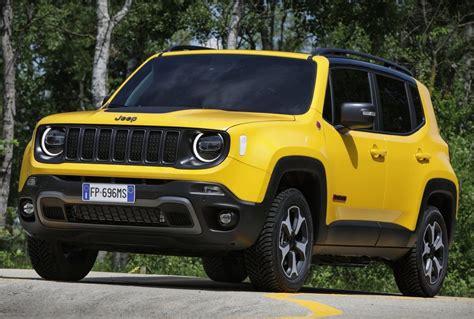 jeep renegade 2020 hybrid jeep renegade in hybrid confirmado para el 2020
