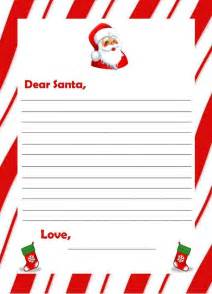 free printable letter from santa templates new calendar