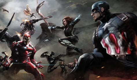 Wallpaper Of Captain America Civil War | captain america civil war 2016 wallpapers ultra hd