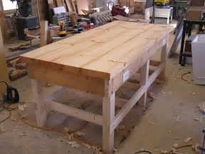 bench shops bret s rv 9a builders log shop