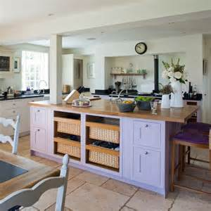 purple kitchen island kitchen idea housetohome co uk