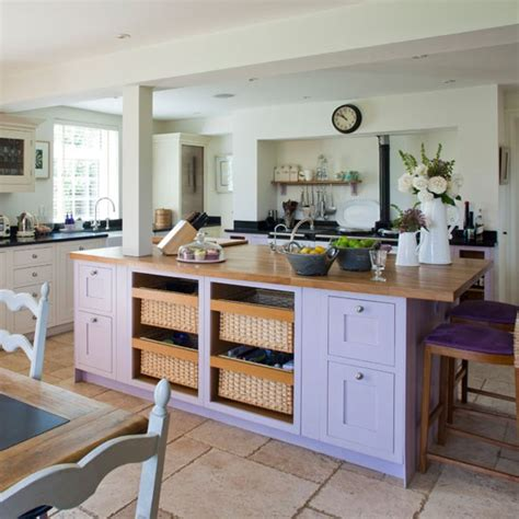 island units for kitchens purple kitchen island kitchen idea housetohome co uk