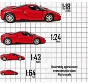Las Escalas De Autos Colecci&243n  Juguetes